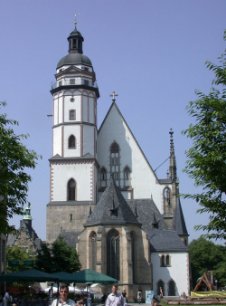 Thomaskirche  Foto: Wikipedia