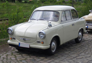 Trabant  P50   Quelle: photo taken by burts, Wikipedia