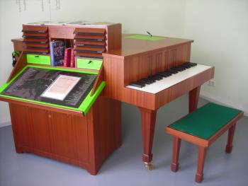 leipzig lese robert schumanns arbeitszimmer in der. Black Bedroom Furniture Sets. Home Design Ideas
